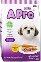 A PRO SMALL & TOY BREED DRY DOG FOOD