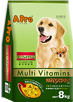 A PRO DRY DOG FOOD BEEF FLAVOR WITH POTATO