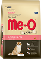ME-O GOLD DRY CAT FOOD INDOOR FORMULA