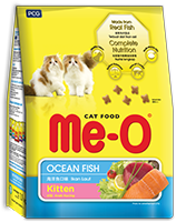 ME-O KITTEN FOOD OCEAN FISH