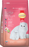 SMARTHEART DRY CAT FOOD - MOTHER & BABY