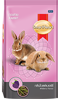 SMARTHEART RABBIT DIET DRY RABBIT FOOD WILD BERRY FLAVOR
